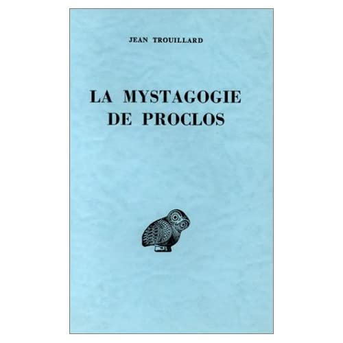 La Mystagogie de Proclos