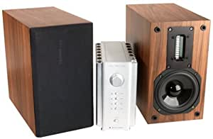 Red Rose Music Spirit Amplifier and Speakers (Rosewood)