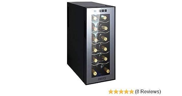 Mini Kühlschrank Mit Led Beleuchtung : Weinkühlschrank liter flasche weinkühler