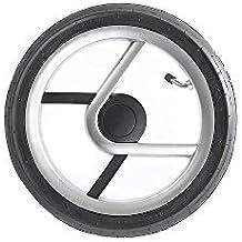Mutsy Igo Stroller Optional Air Rear Wheel Set, Black by Mutsy
