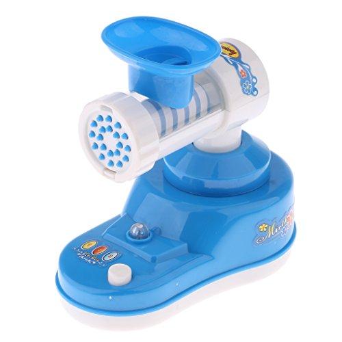 MagiDeal Mini Haushaltsgeräte Modell für Kinder Baby Rollenspiel Spielzeug Lernspielzeug, Ungiftig & Umweltschutz - Fleischwolf, 12x11x6cm (Fleischwolf 12)