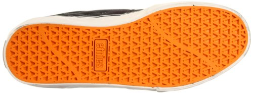 Etnies BARGE LS Herren Skateboardschuhe Grün/Orange