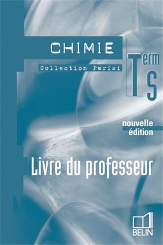 chimie terminale s livre du professeur ed 2006