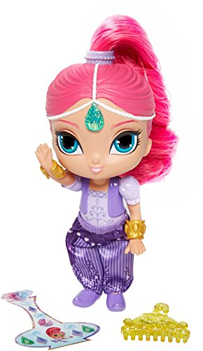 Preisvergleich Produktbild Fisher-Price 6 inch Shimmer and Shine Doll - Shimmer