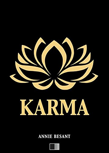 Karma (Edición en Español) por Annie Besant