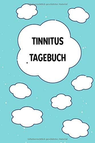 Tinnitus Tagebuch: Halte mit diesem handlichen 110 Seiten 6x9 Format linierten Notizbuch Tagebuch deinen Kampf gegen den Tinnitus fest