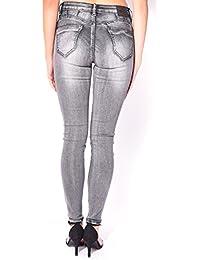Jeans délavé push-up