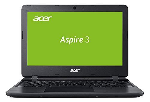 Acer Aspire 3 (A311-31-P4JH) 29,5 cm (11,6 Zoll HD matt) Multimedia Laptop (Intel Pentium N5000, 4 GB RAM, 1.000 GB HDD, Intel UHD, Win 10 Home) schwarz