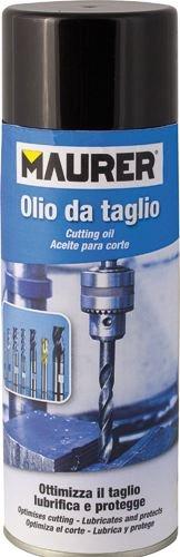 OLIO DA TAGLIO SPRAY 400 ml.