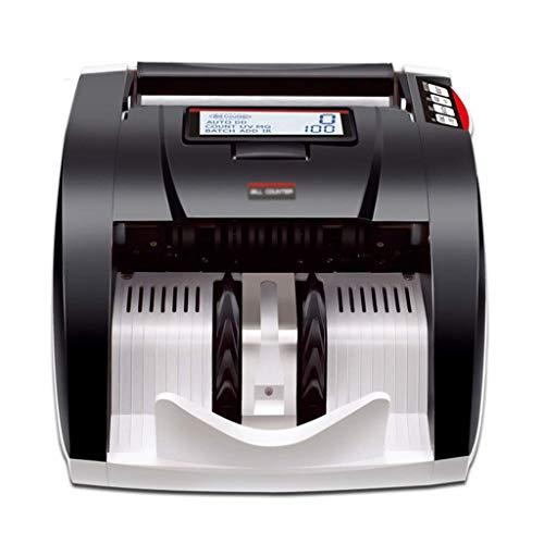 LBSX Contatore dei Soldi con UV, magnetici ed infrarossi Counterfeit Detection, Bill Macchina Conteggio con velocità più Elevate, Professionale Bancomat Counting