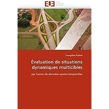 Évaluation de situations dynamiques multicibles: par fusion de données spatio-temporelles (Omn.Univ.Europ.)