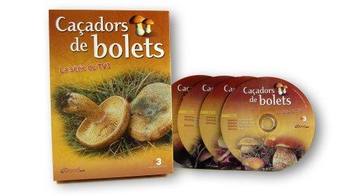 cacadors-de-bolets-serie-de-tv3-import-espagnol