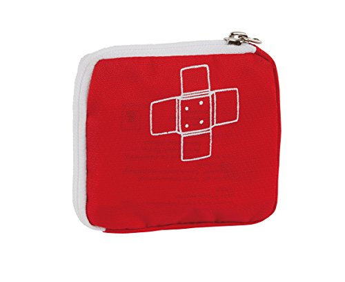 VAUDE Erste Hilfe Kit First Aid, Red/White, One Size, 30244 -