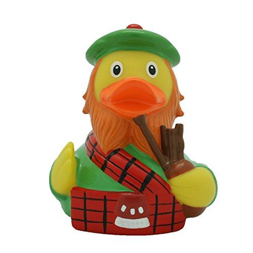 Lilalu 8,5cm Scotsman Ente Spielzeug (Mehrfarbig)