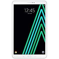 Samsung Galaxy Tab A Tablette tactile FHD 10,1 pouces Blanc (Octo Core, 2 Go de RAM, disque dur 16 Go, Android 6.0)