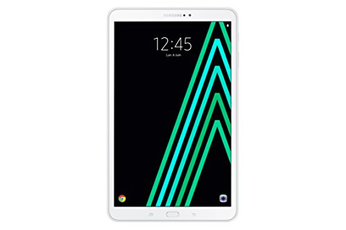 Samsung Galaxy Tab A Tablet mit Touchscreen weiß