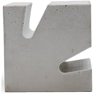 Paperweight / Buchstütze aus Beton – ein gewichtiges Geschenk!