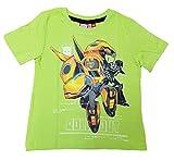 Transformers Jungen T-Shirt(104 (3-4 years),Green)