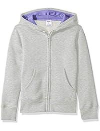 Amazon Essentials Fleece Zip-up Hoodie Bambina