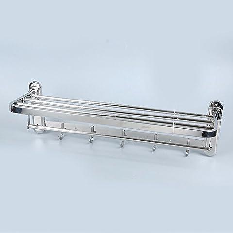 KHSKX Alberghi a rack rack speciale di 304, in acciaio inossidabile nelle attività di cucina