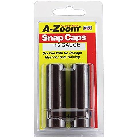 A-Zoom, Cartucce salvapercussore, calibro 2