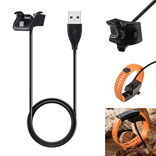 Colorful Ladeklemme Ladegerät USB Ladegerät Charging Kabel Dock Cradle für Huawei Band3 Pro Cradle-kabel