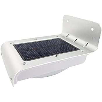 SolarCentre Curve Solar Powered Outdoor PIR Motion Sensor Light