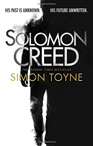 Solomon Creed por Simon Toyne