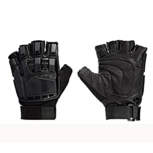 WAHHY Outdoor Taktische Handschuhe Reiten Handschuhe Schutzhandschuhe Bergsteiger Handschuhe