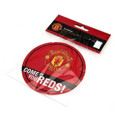 Manchester United F.C. Window Sticker RD