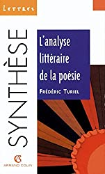 Analyse littéraire de poésie, numéro 10