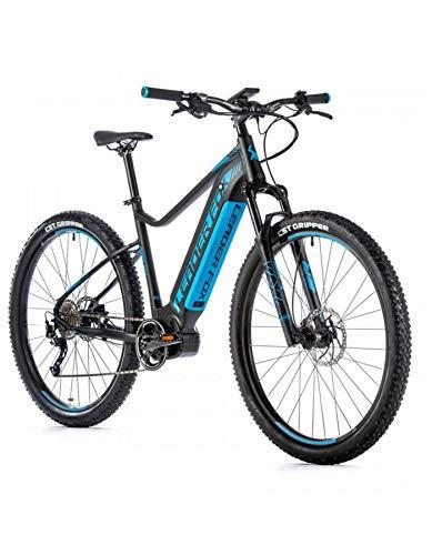 Leader Fox 29 awalon 2020 - Bicicleta eléctrica de montaña para Hombre, Motor Central Bafang m420...