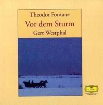 Vor dem Sturm. 23 Audio-CDs