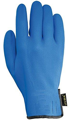 JUBA 5115Agility Nitril Schaumstoff Beschichtet Mechanik fettige Teile Grip Work Wear Handschuh, XL (10), Blau, 1