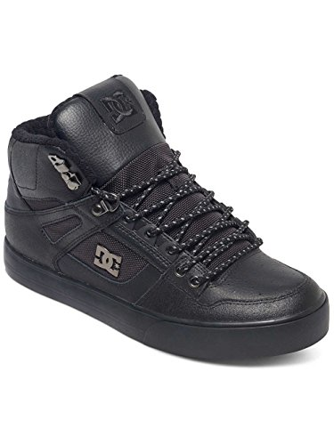 Dc Shoes Uomo Baskets Alte Dc Shoes Spartan High Wc M Shoe Bk3 Taglia 44 Nero