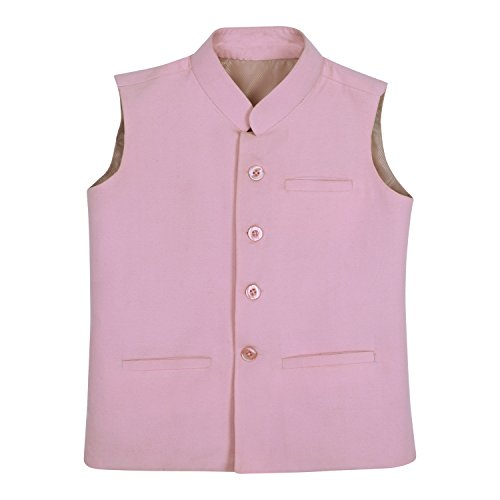 Dhrohar-Khadi-Cotton-Pink-Modi-Jacket-for-Boys-2-Years-6-Years