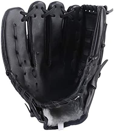 Baseball Glove Sports Batting Gloves Catcher/'s Mitt with Baseball PU Leather for