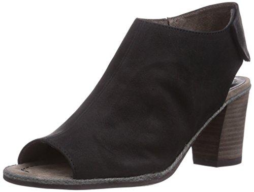 Tamaris 28374, Sandale femme Noir - Noir