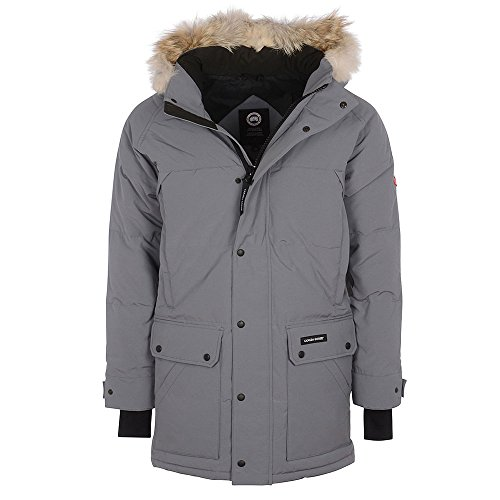 Canada-Goose-Mens-Emory-Slim-Fit-Parka-Jacket-In-Grey