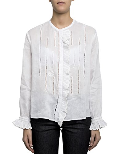 isabel-marant-womens-ht096217p022i20wh-white-cotton-blouse