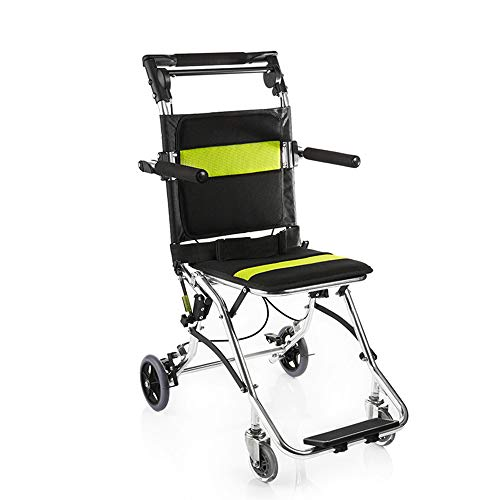 ZHILIAN® - Carro ruedas plegable cinturón seguridad