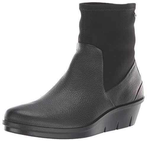 ECCO Damen Skyler Stiefeletten, Schwarz (Black 51052), 41 EU - Gore Stretch-heels