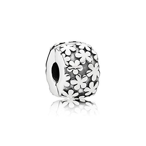 Pandora Moments Blumenstrauß Clip Sterling Silber 790533
