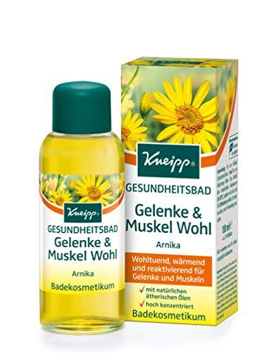 Kneipp Gesundheitsbad Gelenke & Muskel Wohl Arnika, 100 ml
