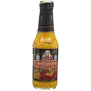 Baron Wi Hot Sauce Large 397 ml (Pack of 6) 3