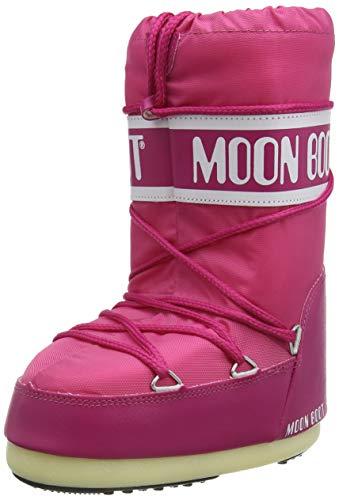 Moon Boot Nylon bouganville Unisex 42-44 EU Schneestiefel