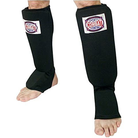 Combat Sports Slip-On Shin-Instep Guard (Regular)