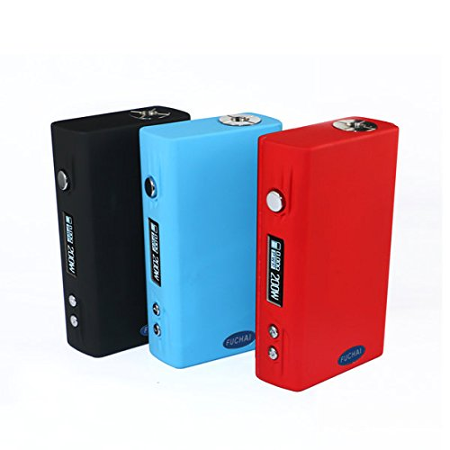 Flying Colourz – Sigelei Fuchai 200 W Temperatur Kontrolle VW Box Mod