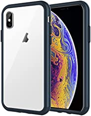 JETech Case for Apple iPhone X, Shock-Absorption Bumper Cover