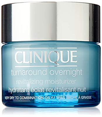 Clinique Night Moisturizer Turnaround Overnight Revitalizing Moisturizer